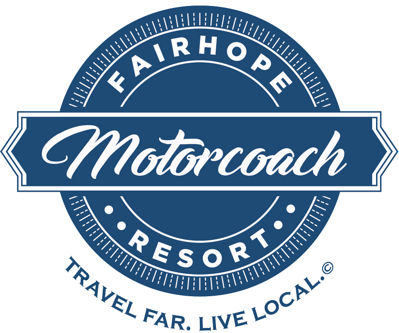 Fairhope Motorcoach Resort Managed by Alabama Beach Realty